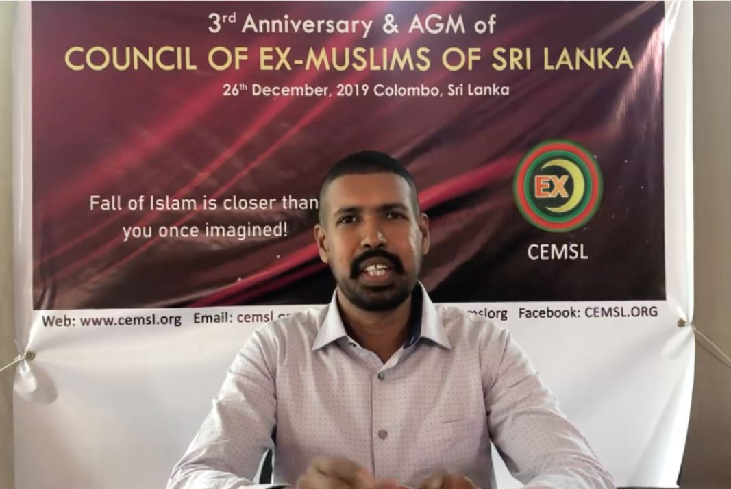 Council of Ex-Muslims of SriLanka