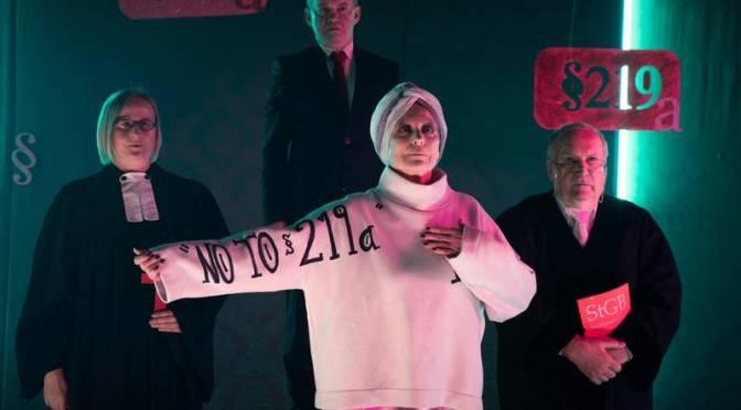 §219a | Abtreibung Verboten