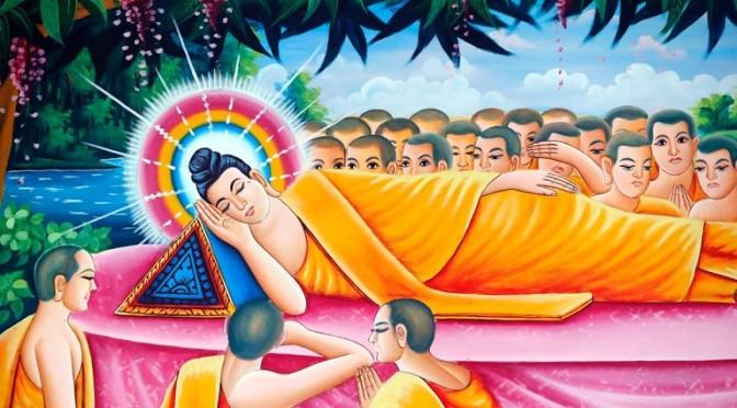 Buddhismus | Siddharthas Tod