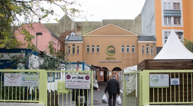 Corona | Behörde verbietet Moschee öffentlichen Gebetsruf