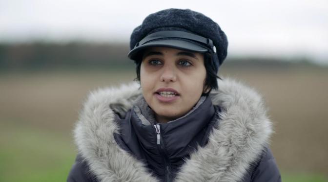 Geflohene Frauen aus Saudi-Arabien