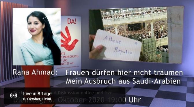 Frauen dürfen hier nicht träumen – Mein Ausbruch aus Saudi-Arabien