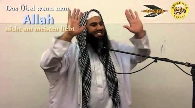 Hass aus der Moschee ?