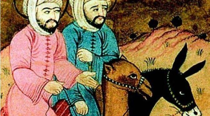 Islam | Bilderverbot für Mohammed
