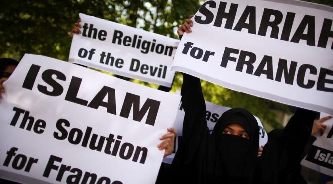 politischen Islam und religiöser Faschismus