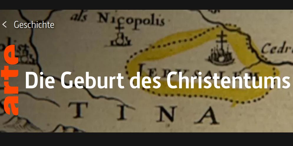 Die Geburt des Christentums